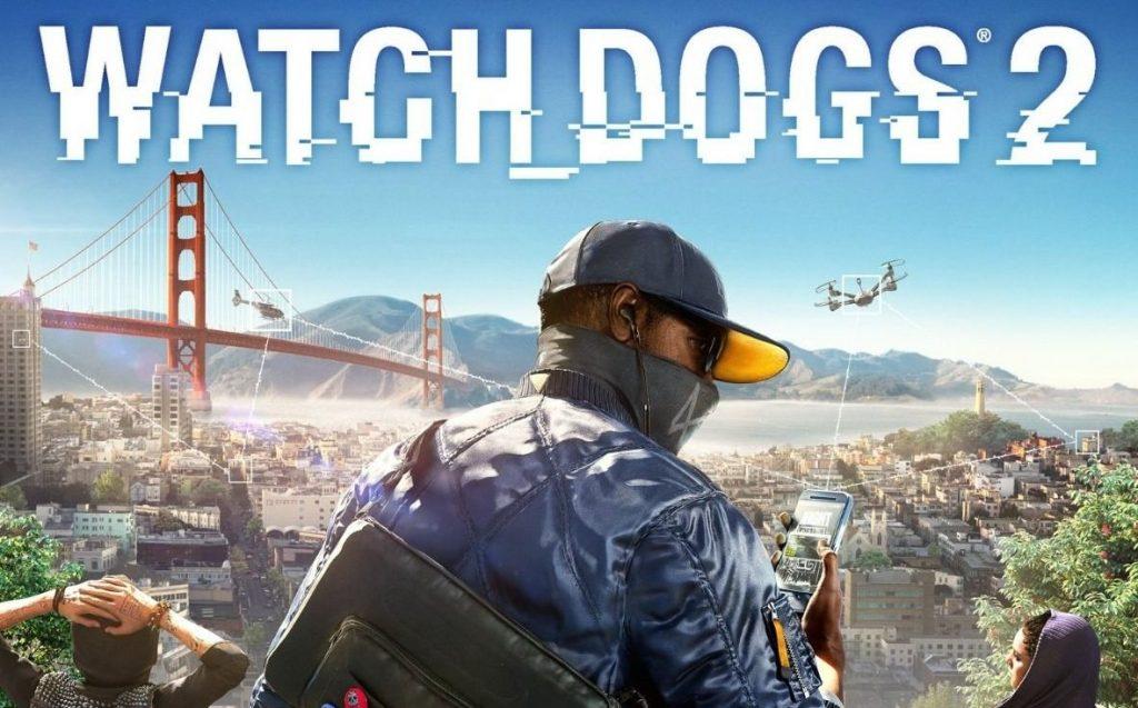 Watchdogs 2 Poster