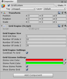Grid Engine Attributes